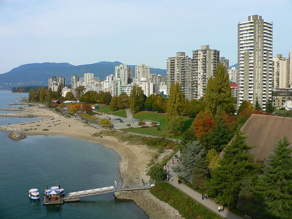 West End Vancouver Apartments Guide - Downtown Vancouver BC